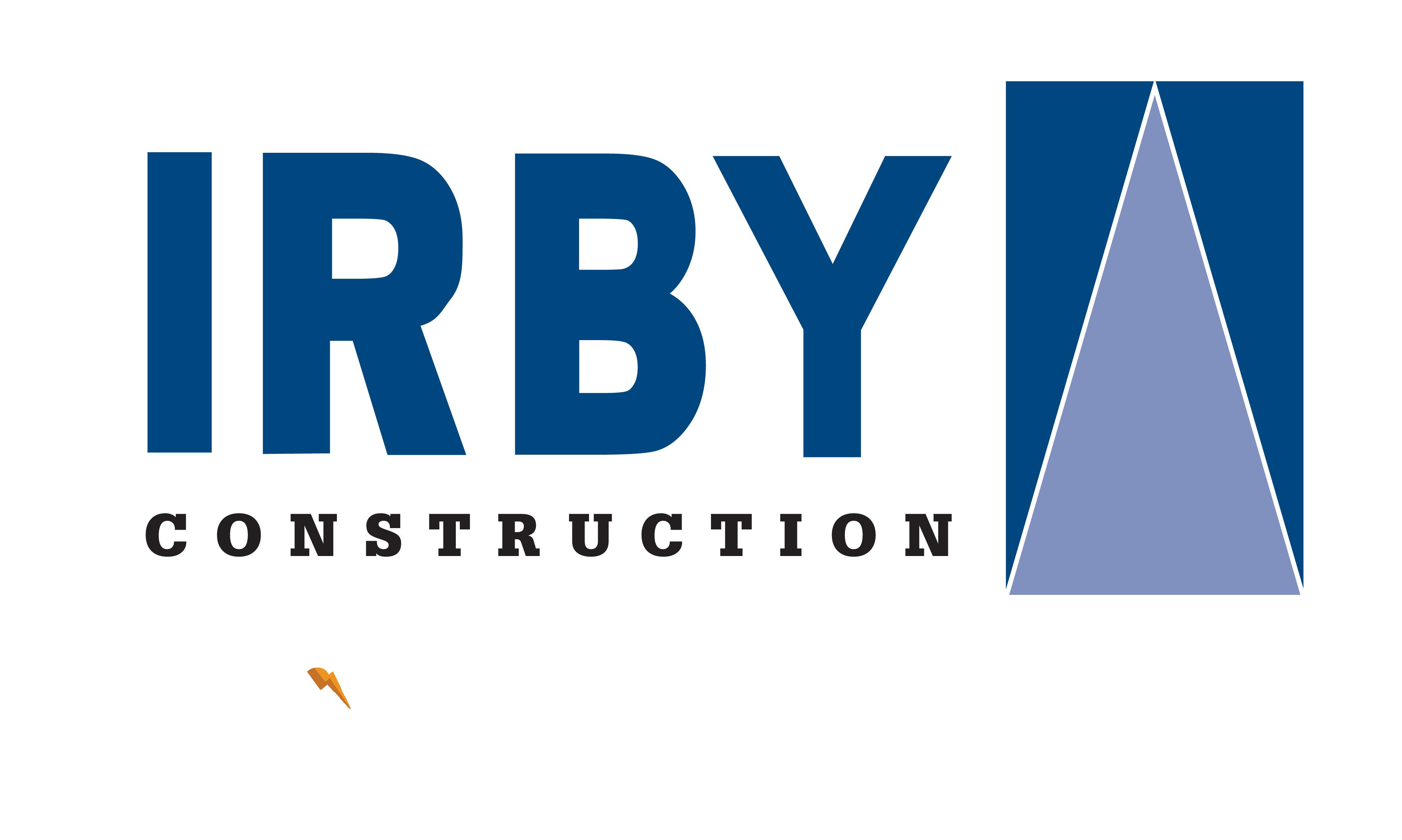 Irby Construction Company Logo